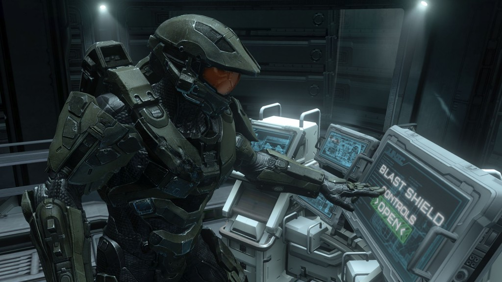 Halo 1 To 4 Possibly Coming To Xbox One As Halo The Master