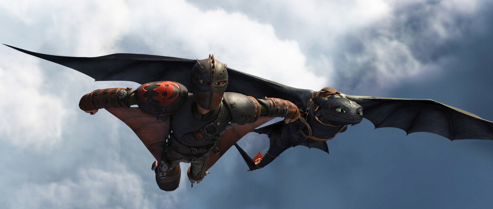 Toothless How To Train Your Dragon Hiccup 1920x1080 Wallpaper Art Hd ...