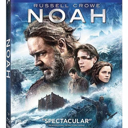 NOAH Blu-ray cover and special features revealed