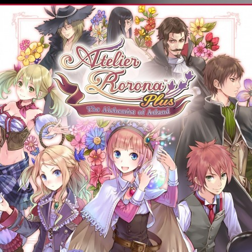 Tecmo Koei's Atelier Rorona Plus: The Alchemist of Arland coming to PlayStation 3 and PS Vita