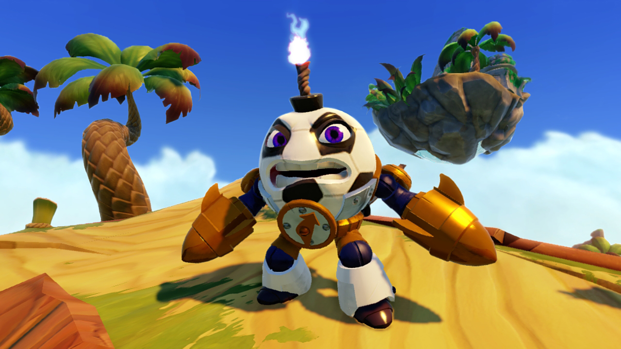 Skylanders Celebrates Soccer Fever With Kickoff Countdown