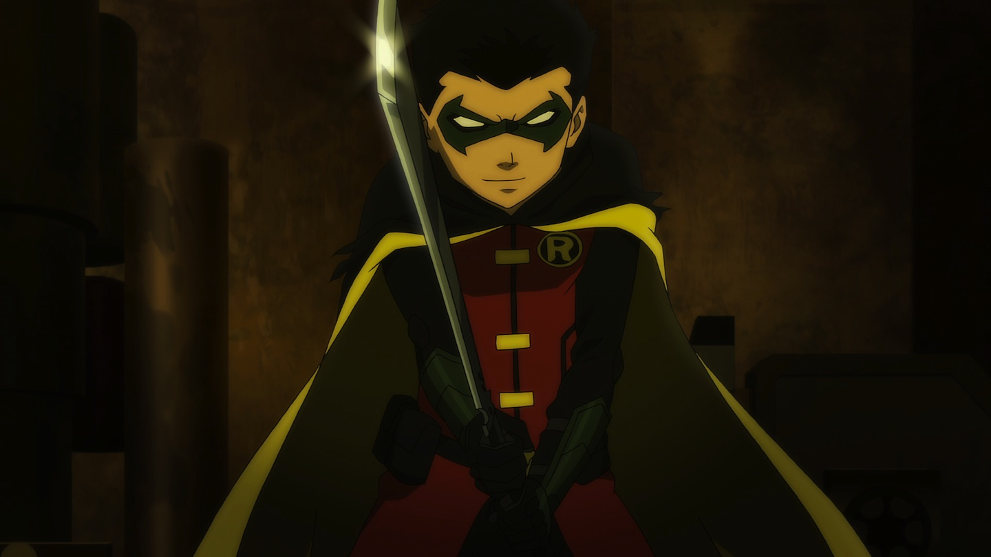 Son of Batman - DC Universe Animated movie review - Nerd ...