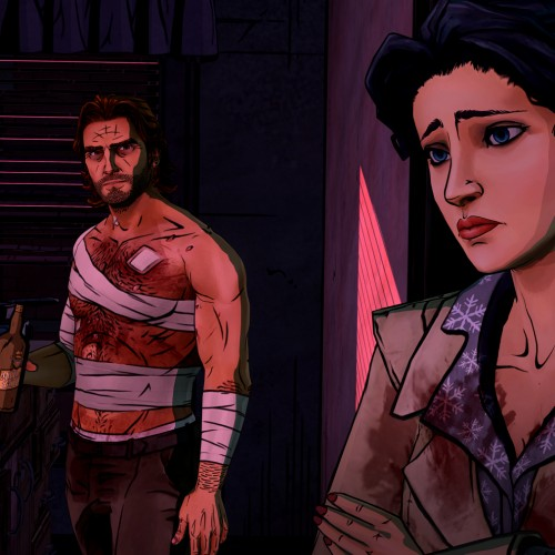 New screens for The Wolf Among Us Episode 4: 'In Sheep's Clothing'