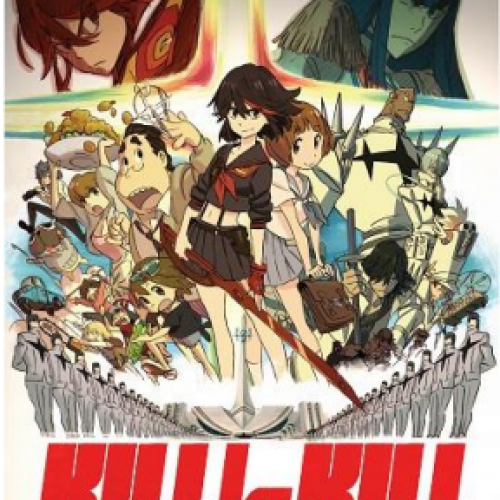 Kill la Kill Vol. 1 will arrive July 15th on Blu-ray and DVD