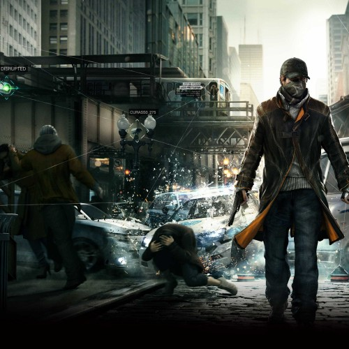 Watch_Dogs boasting 60 FPS on PlayStation 4