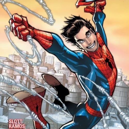Amazing Spider-Man #1 and Marvel top April's comic book charts