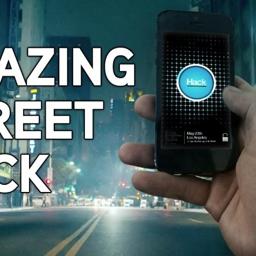 Hack real-life street lights and cars with Watch Dogs app
