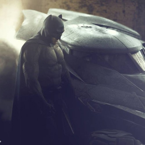 Here's what Zack Snyder's Batman photo might look like in color