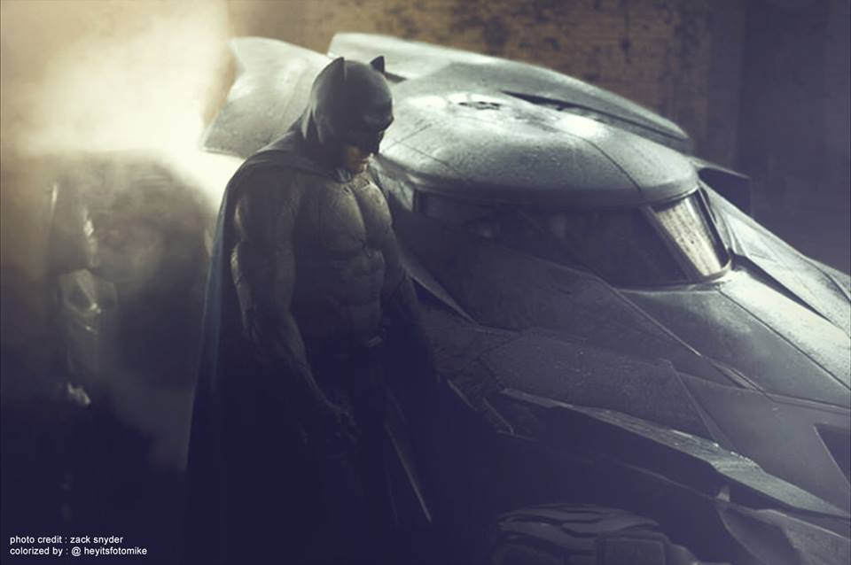Here's what Zack Snyder's Batman photo might look like in ...