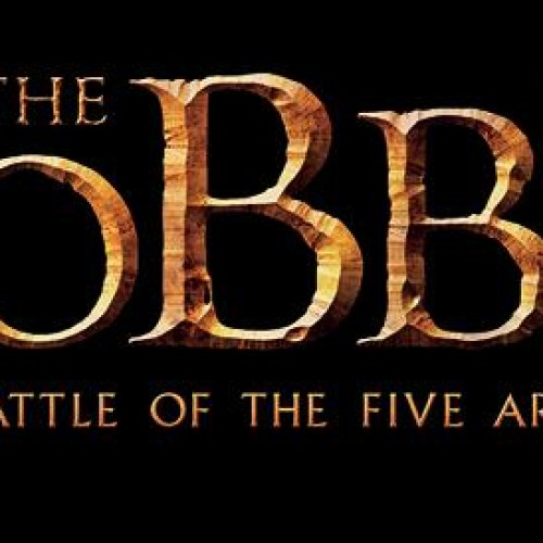 The Hobbit: The Battle of the Five Armies gets a title logo