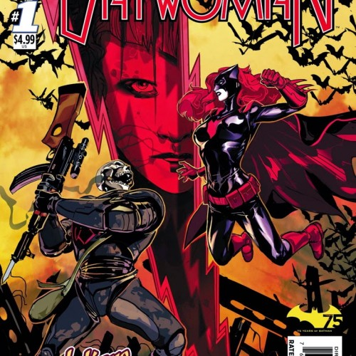 Interview with DC writer Marc Andreyko on Batwoman