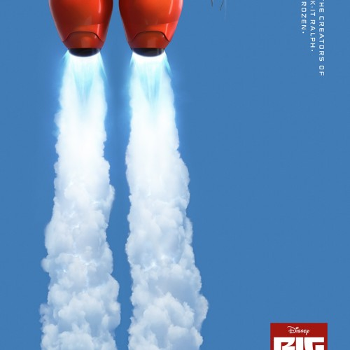 Disney and Marvel's Big Hero 6 gets a teaser trailer