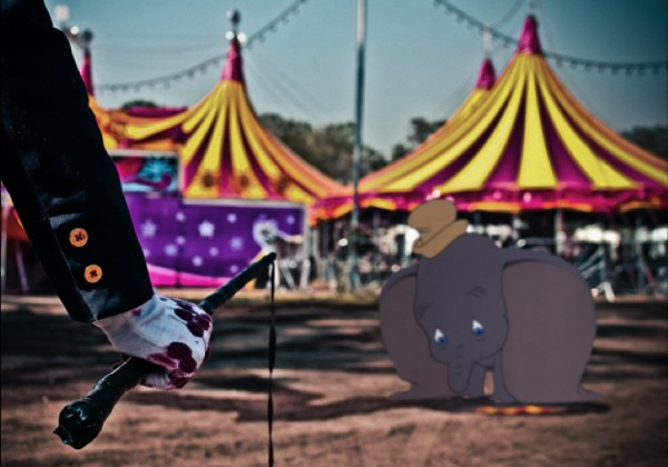 disney real life - dumbo
