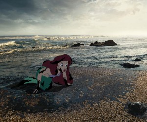disney real life - little mermaid