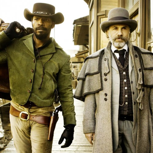 A potential Django Unchained miniseries
