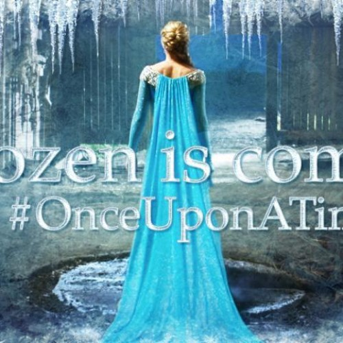 Queen Elsa joins ABC's Once Upon a Time