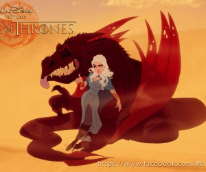 game of thrones khaliseedisney521