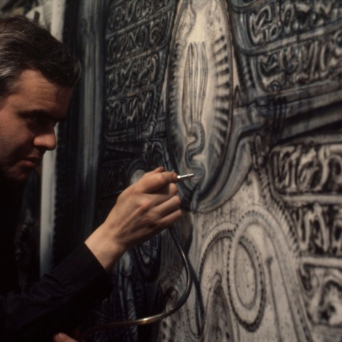 A moment of silence for H.R. Giger