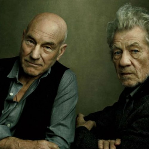 12 photos of X-Men's Sir Ian McKellen and Patrick Stewart to warm your cold heart
