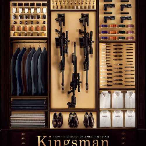 Kingsman: The Secret Service trailer looks kickass