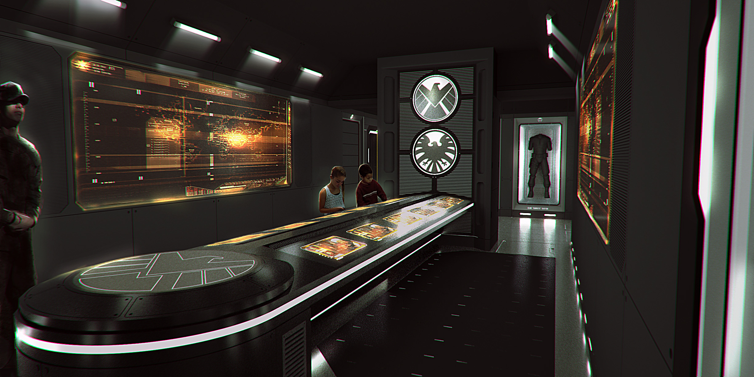 Marvel Gets A Special Exhibit At Nyc S Discovery Times