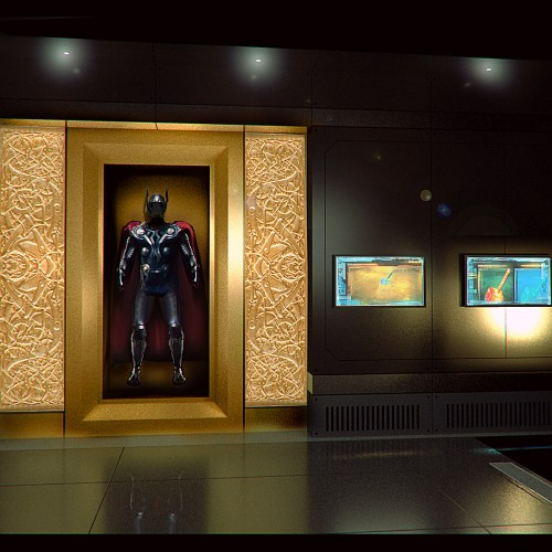 Marvel gets a special exhibit at NYC's Discovery Times Square
