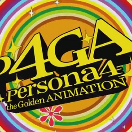 Persona 4: The Golden Animation coming in July