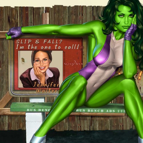 Stan Lee fires back at David Goyer's She-Hulk porn comment