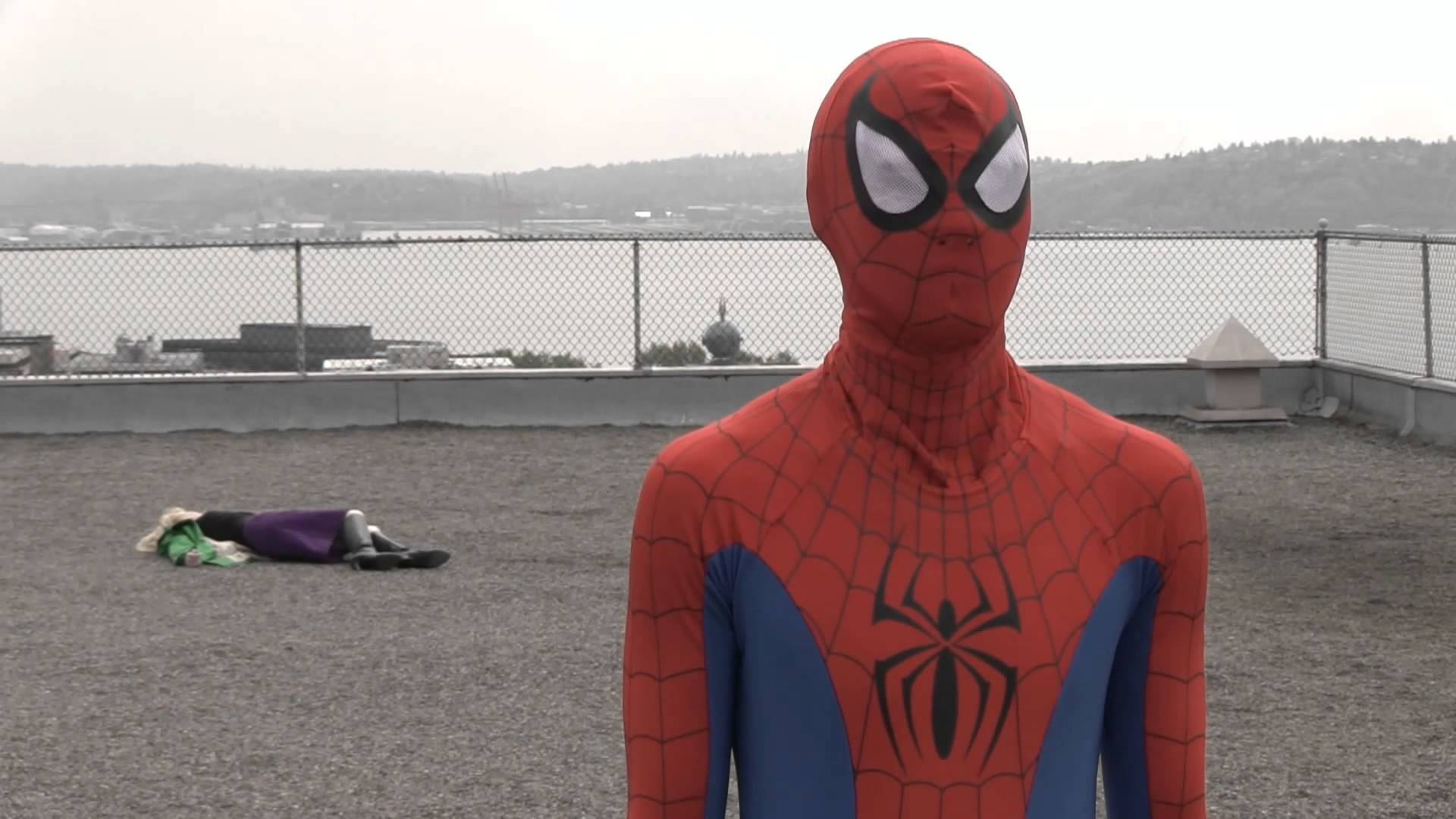 how spider-man might have reacted to gwen stacy's death - nerd reactor