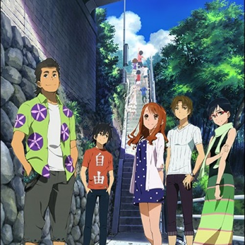 Anohana movie coming July 15th on Blu-ray and DVD from Aniplex USA