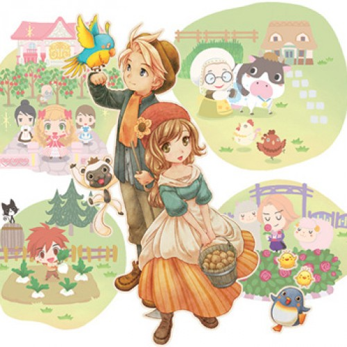 Xseed Games to release next Harvest Moon game under the title 'Story of Seasons'