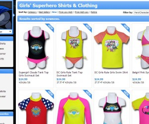 superherostuff girls