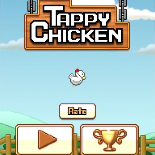 Epic Games releases Tappy Chicken today, uses Unreal Engine 4