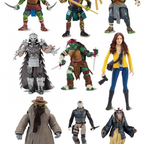 Get a good look at Master Splinter with the TMNT toys