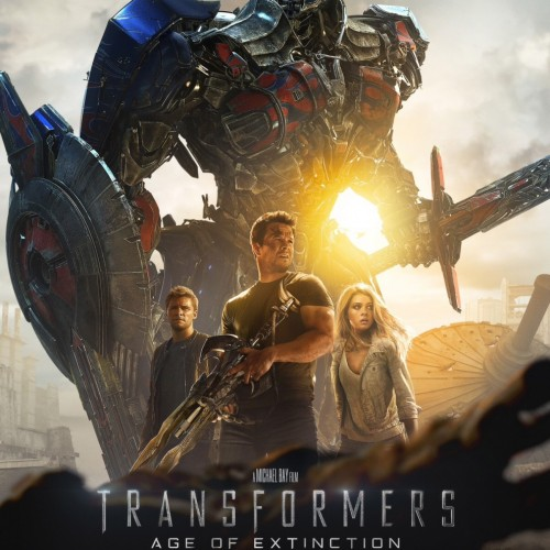 Watch Optimus Prime and Grimlock kick ass in new Transformers: Age of Extinction trailer