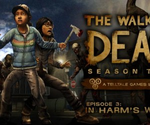 walking dead in harm's way season 2