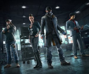 watch dogs character