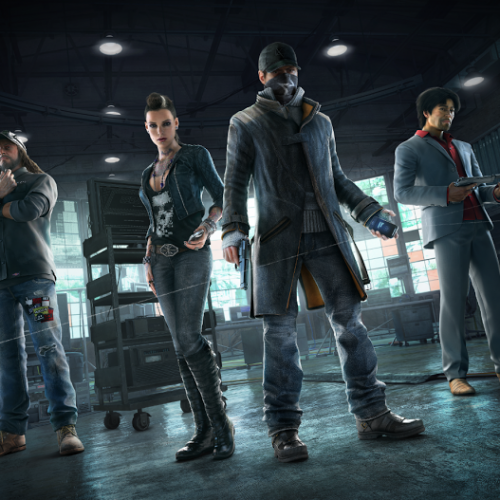 Ubisoft currently working on Watch Dogs 2?
