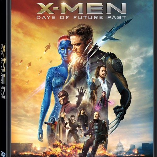 'X-Men: Days of Future Past' Deluxe Edition available for pre-order!