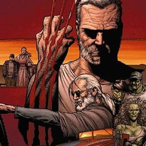 Hugh Jackman wants Old Man Logan and wants to fight the Hulk!