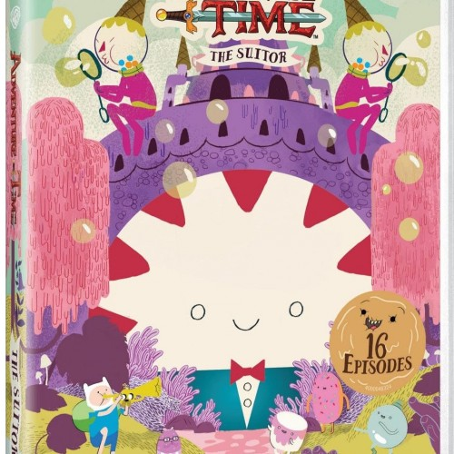 Adventure Time: The Suitor DVD review
