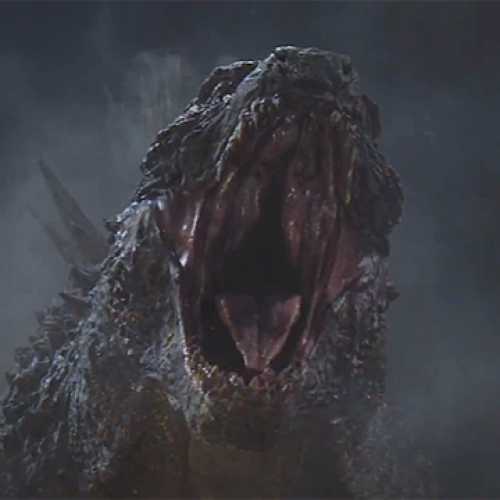 Nerd Wars: Godzilla Review Edition – On The Road Special