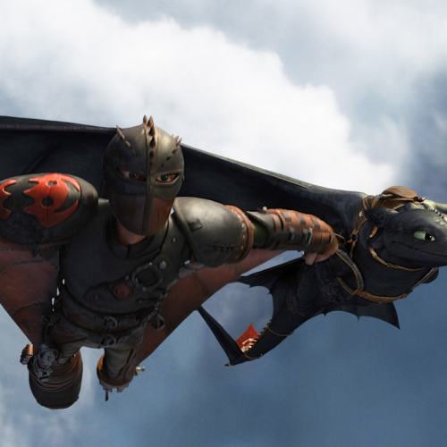 How To Train Your Dragon 2 – Early Screener Reaction