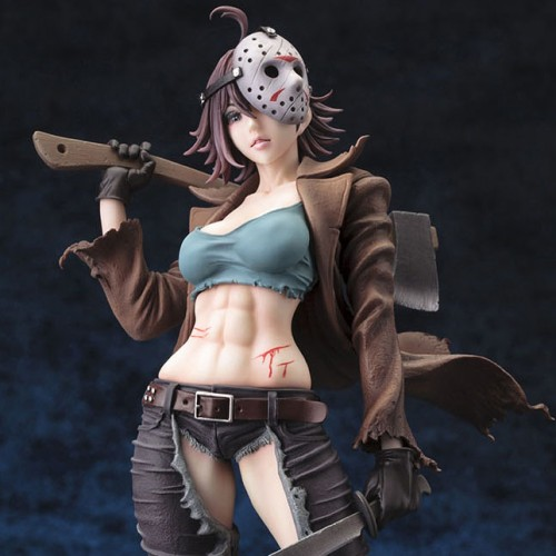 Jason Voorhees to get a sexy bishoujo statue