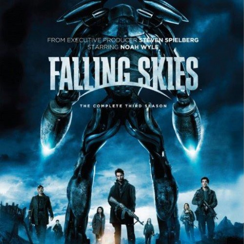 Falling Skies: The Complete Third Season heads to Blu-ray and DVD June 3rd