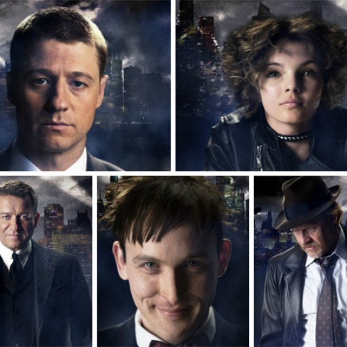 SDCC to premiere Gotham, screen The Flash and show footage for Constantine and Arrow