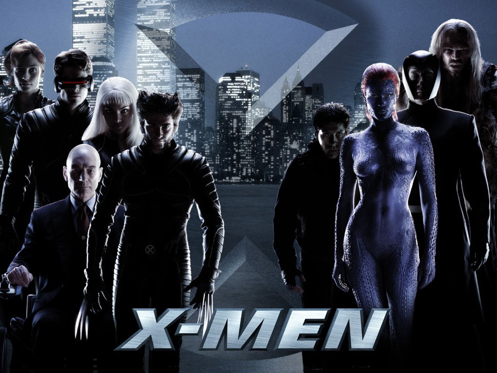 X Men Anime Characters Database : The men movies ranked nerd reactor