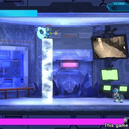 Comcept releases a sneak peek of Mighty No.9's stages