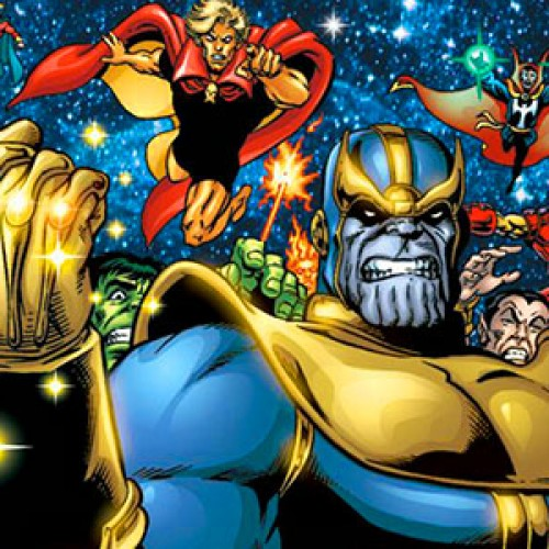From Sin City to the MCU: Josh Brolin cast as Thanos
