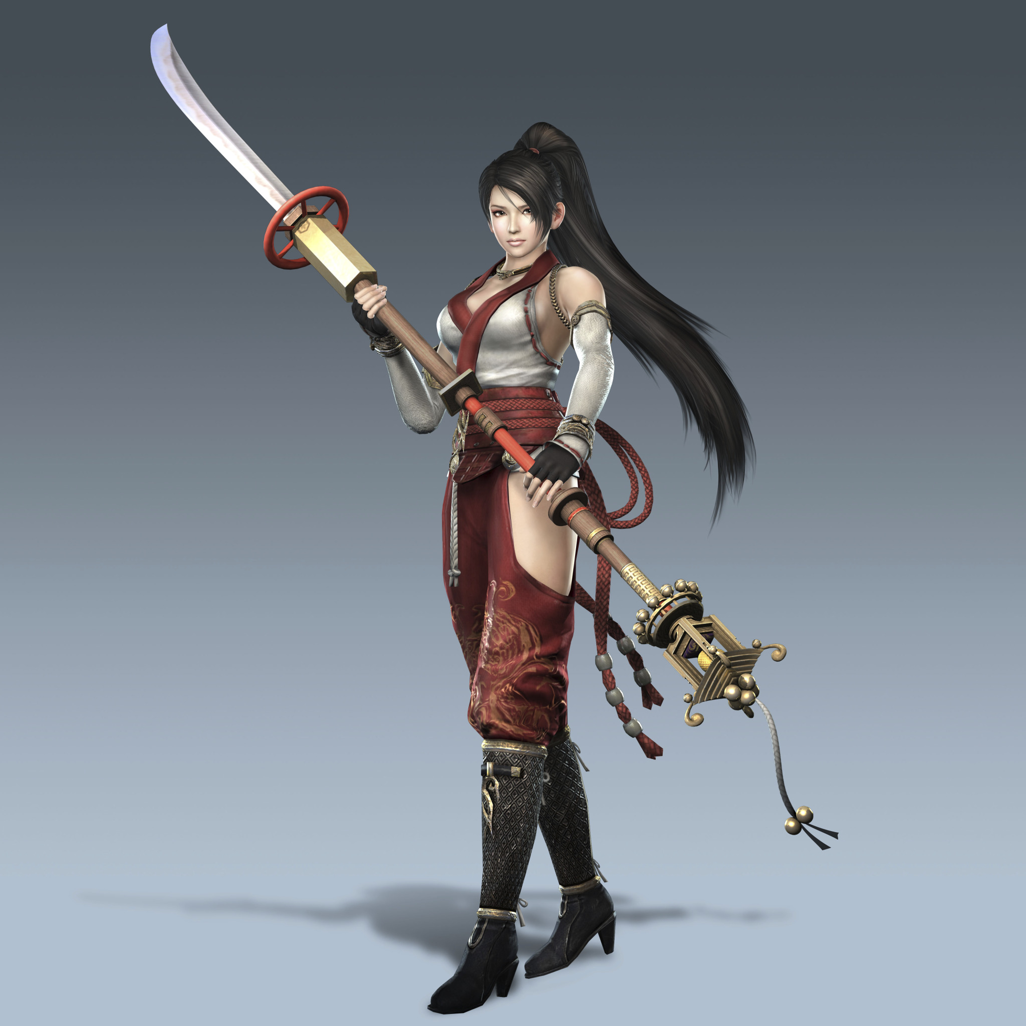 Warriors orochi 3 ultimate da ji hentai sex images